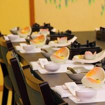 【お食事処】2015年7月に椅子・テーブル席に変わりました!(1)