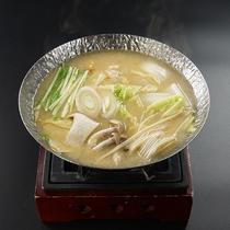 火鍋(創作料理あさふじ会席)
