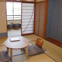 最上階展望風呂付和室8畳 しっとり落ち着いた雰囲気♪河口湖&富士山ビューです