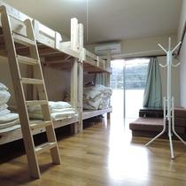 *【客室一例】クワッドルーム(104