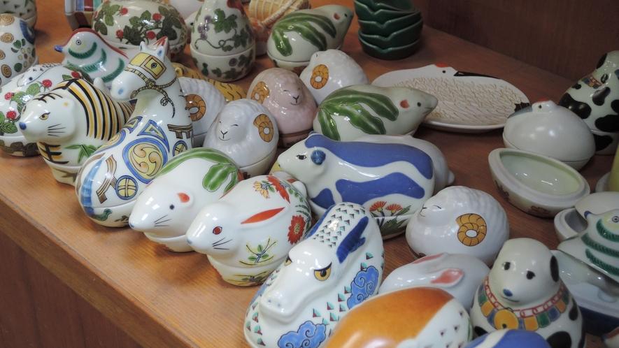 *【有田焼】有田の中で、最も窯元が密集している地区にございます