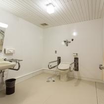 洋室(バリアフリータイプ・バス、トイレ付)※身体障がい者対応