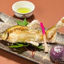 特別料理(川魚)