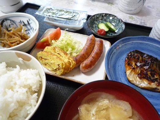 朝食付プラン 夕食なし☆無料wifi完備   ※チェックイン21:00までOK!
