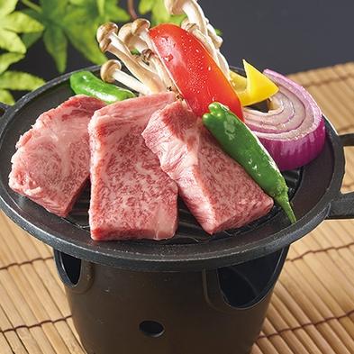 【1日5組限定】「飛騨牛ステーキ100g」 &ご当地「下呂プリン」&選べる下呂の「お酒」付!