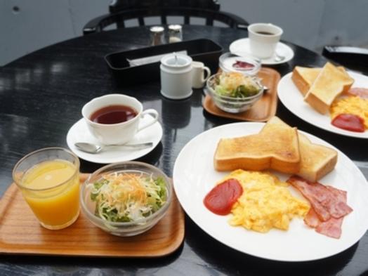 【朝食付き】別館嵐山老舗カフェ【らんざん】ゆったり朝食♪