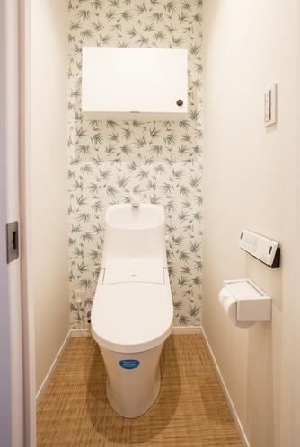 共有お手洗いは各フロアにございます