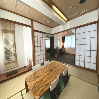 【1日1室期間限定】『最上階 大阪モノレールが見えるファミリールーム和洋室!!』