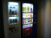 飲料自販機 5・7・9・F