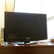 TVは32インチ