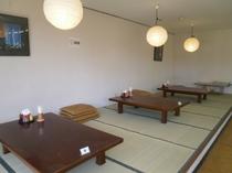 レストラン(畳席)