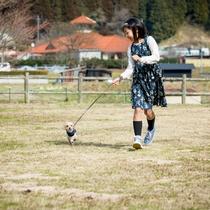 愛犬とおさんぽ2