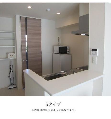 D-room Business 花垣 キッチンカウンター