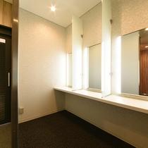 1F(cocotto MORIYAMA)女子トイレ