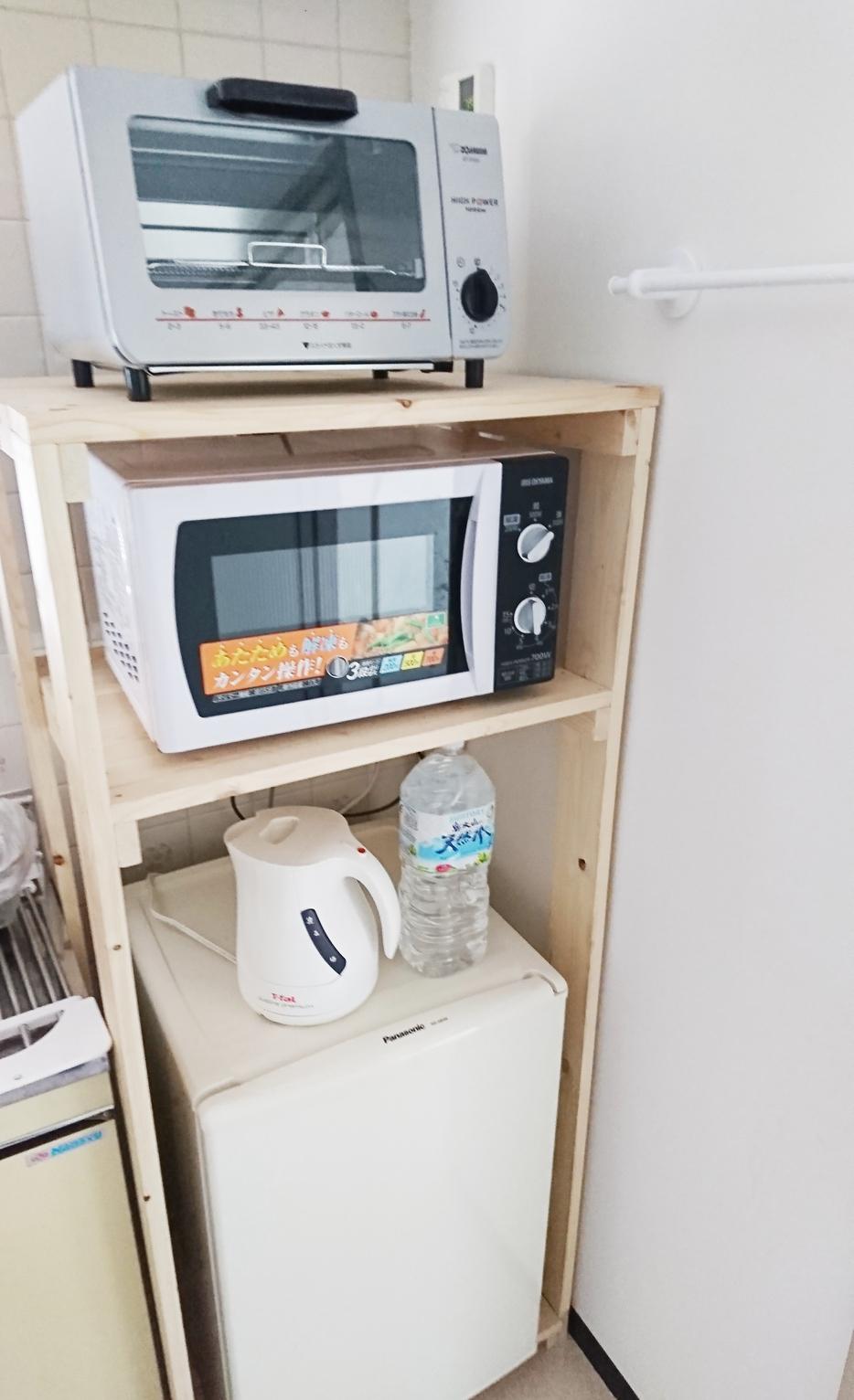 3階 冷蔵庫など(B)