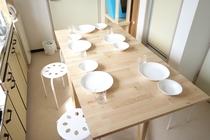3階 折り畳みテーブル (A)