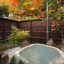 【露天風呂・ドッコの湯】蔵王の自然を楽しみながら名湯・蔵王温泉を源泉かけ流しで