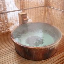 【貸切風呂】日中、蔵王の爽やかな風を感じながら、名湯・蔵王温泉を独占する贅沢