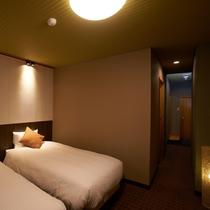 【特別室】限定3室のみの特別室・ベッドルーム例