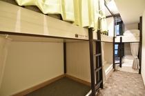 ドミトリールーム4人部屋