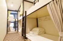 ドミトリールーム6人部屋