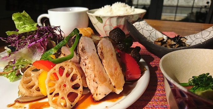 【2食付】専属シェフ★手作り御夕食〜寛ぎのレストランにて〜