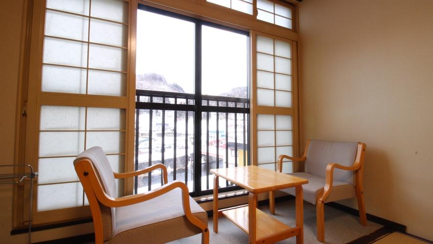 *[和室8畳一例]全客室2階となります。