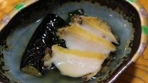 *[ご夕食一例/煮鮑]新鮮な鮑を柔らかくじっくり煮込んだ絶品料理