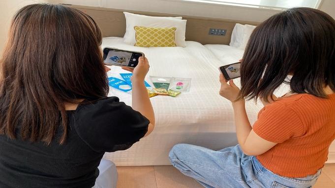 【夏の女子旅】】人気のコスメ付き夏の京都旅行応援!12時チェックアウト【3〜4名利用】(朝食付)