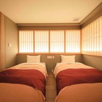 【MIYABI邸】温泉半露天風呂付き和洋室