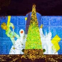 【冬】星の王子さまミュージアム企画「ロマンティック・スターリーナイト」