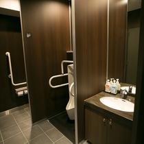 ホテル館内(1階トイレ)