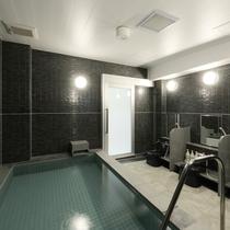 2階浴場(男湯)