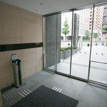 ホテル館内(入り口)