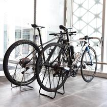 自転車預かりスペース