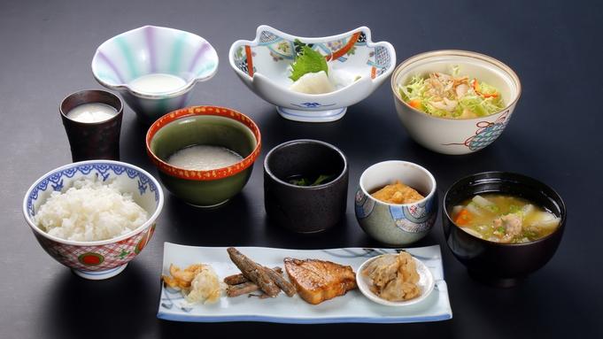 【8月8日(日)までの直前割】えびのの朝ごはんを食べにいこう♪10%もお得な朝食付プラン
