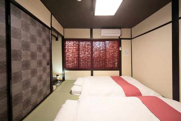 京都駅から一駅の和風ゲストハウスに一日一組限定で泊まる