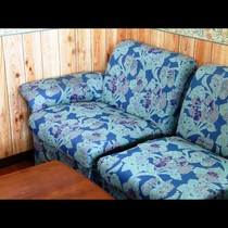 共有の休憩スペース♪