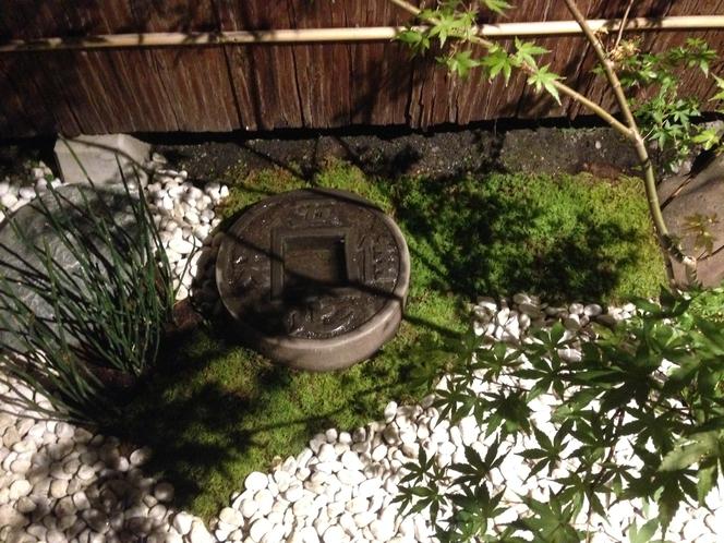 縁側からの庭