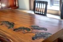 和室の座卓