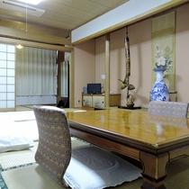 【部屋】和室(松竹梅)/心落ち着く畳のお部屋です。ゆっくりとお寛ぎ下さい