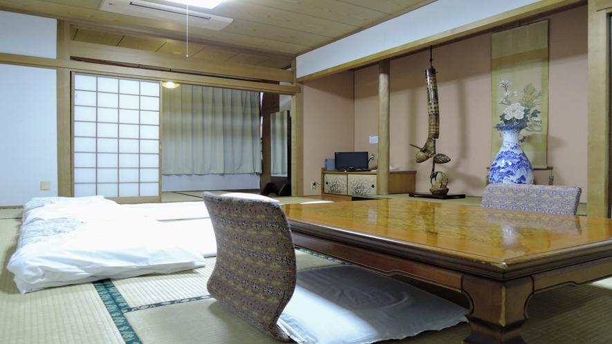 【部屋】和室(松竹梅)/心落ち着く畳の部屋です。ゆっくりとお寛ぎください
