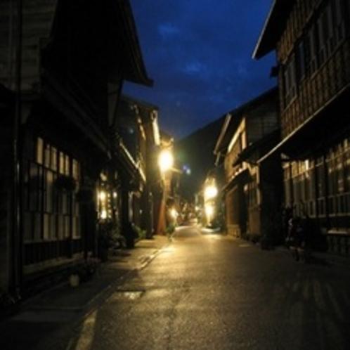 木曽 奈良井宿