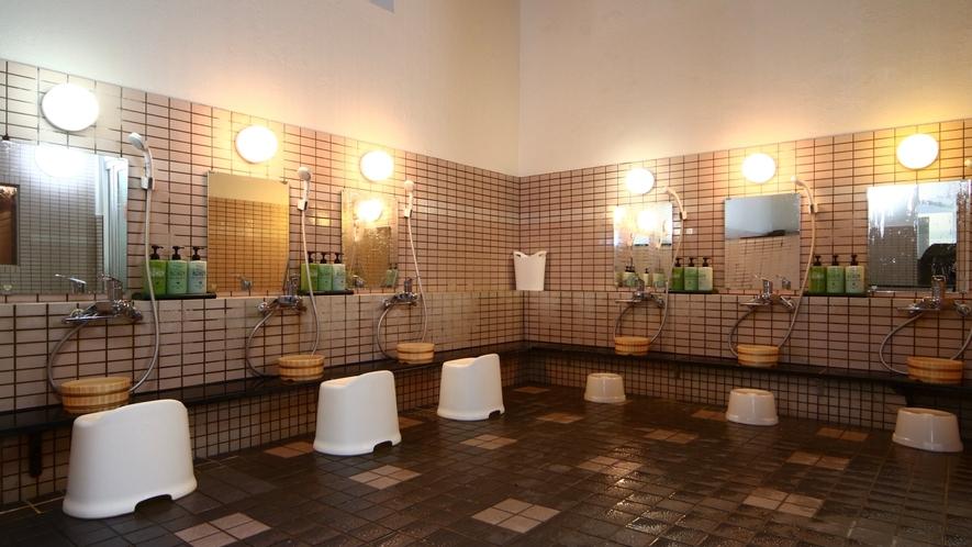 お風呂洗い場