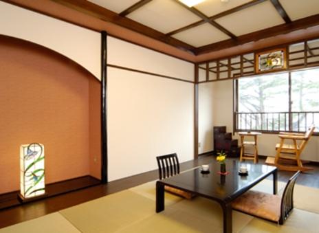 【田沢湖側】和室  ※トイレ付
