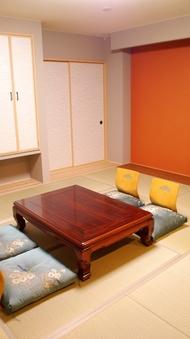【和室・禁煙】本間12.5畳+洗面ルーム 1名〜6名部屋