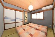 和室個室 2人部屋 共用バスルーム 1