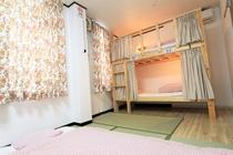 和洋室2~4人部屋