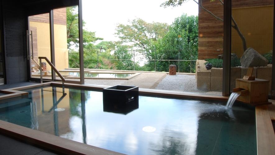 大浴場【こもれびの湯】