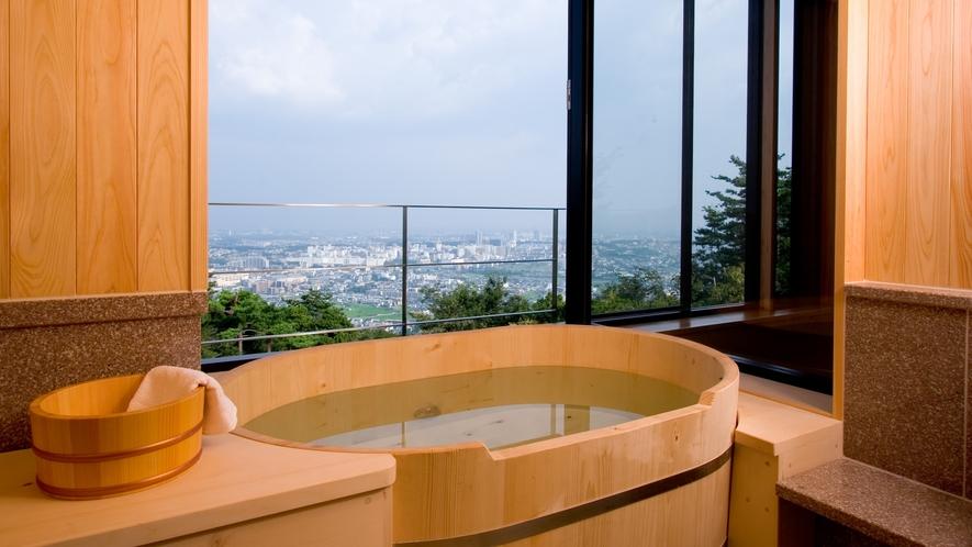 別亭展望風呂付き特別室【山椿】